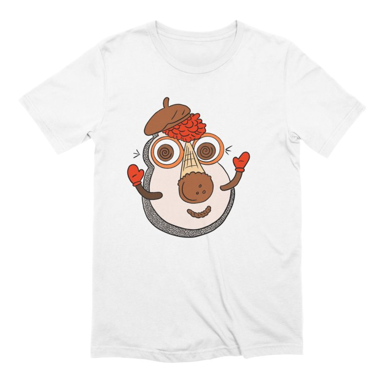 Cookie Puss Men's Extra Soft T-Shirt by Carvel Ice Cream's Shop