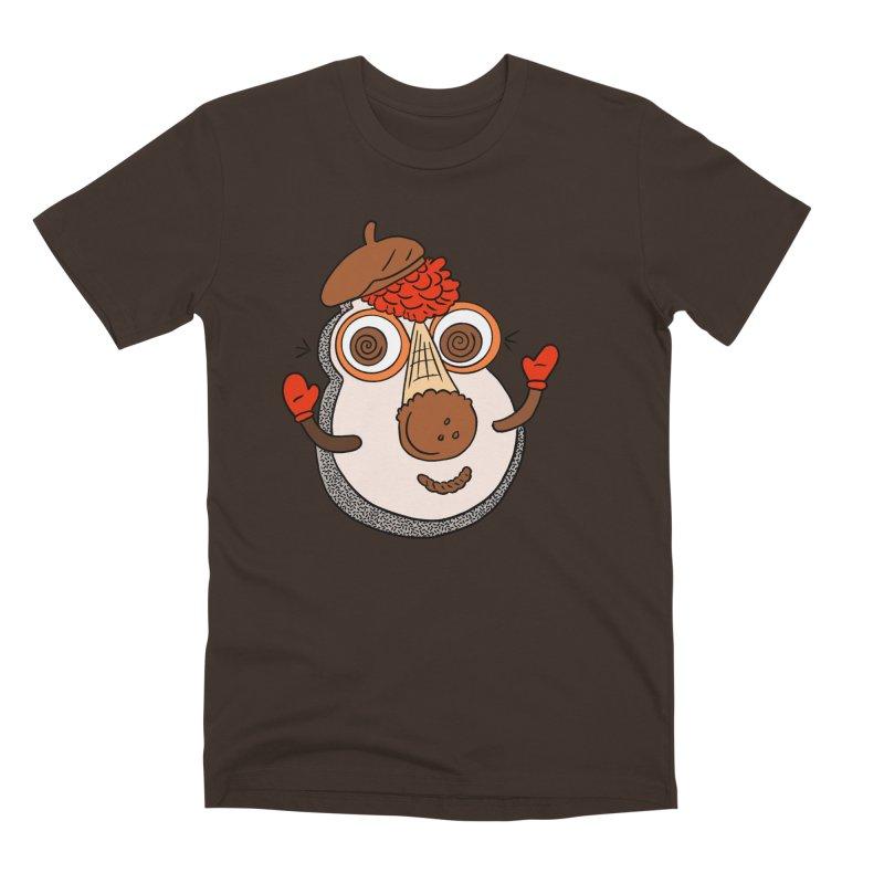 Cookie Puss Men's Premium T-Shirt by Carvel Ice Cream's Shop