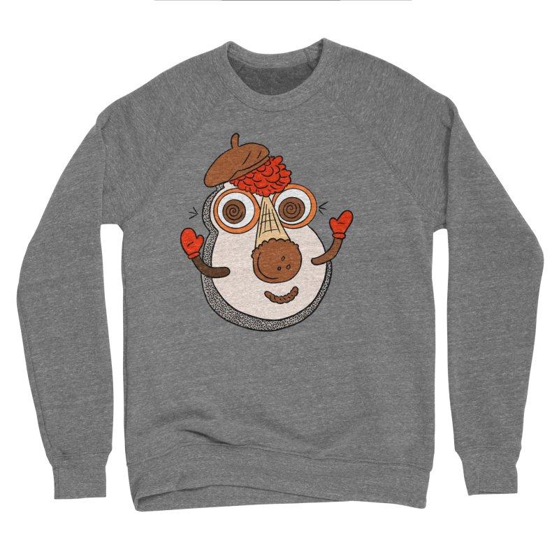 Cookie Puss Men's Sponge Fleece Sweatshirt by Carvel Ice Cream's Shop