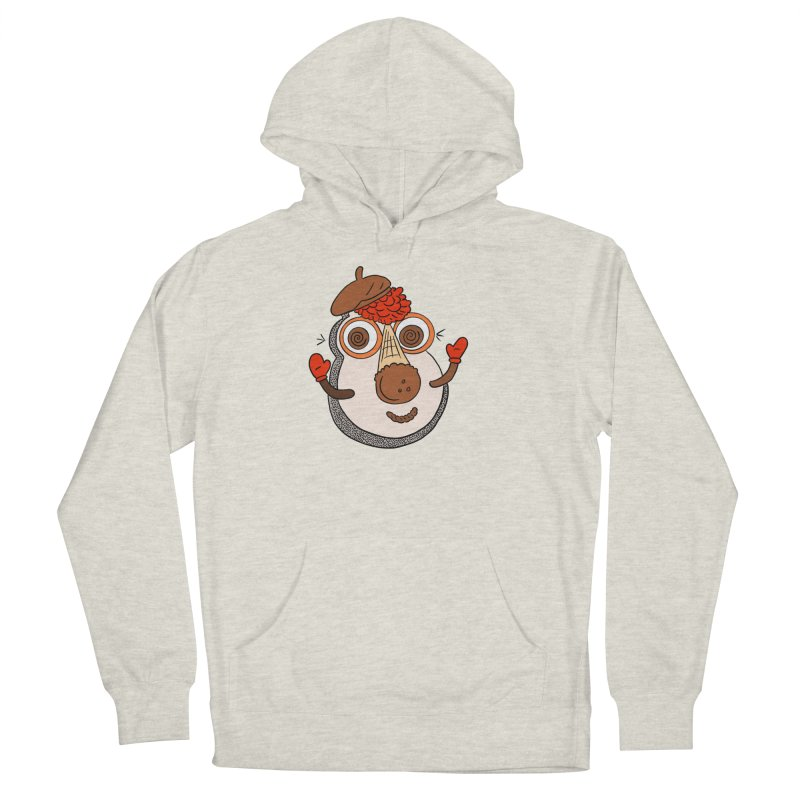 Cookie Puss Men's French Terry Pullover Hoody by Carvel Ice Cream's Shop