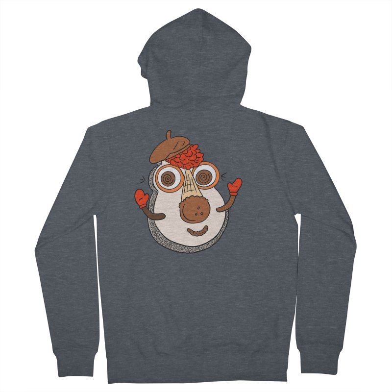 Cookie Puss Women's French Terry Zip-Up Hoody by Carvel Ice Cream's Shop