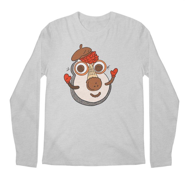 Cookie Puss Men's Regular Longsleeve T-Shirt by Carvel Ice Cream's Shop