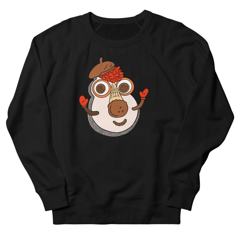 Cookie Puss Women's French Terry Sweatshirt by Carvel Ice Cream's Shop