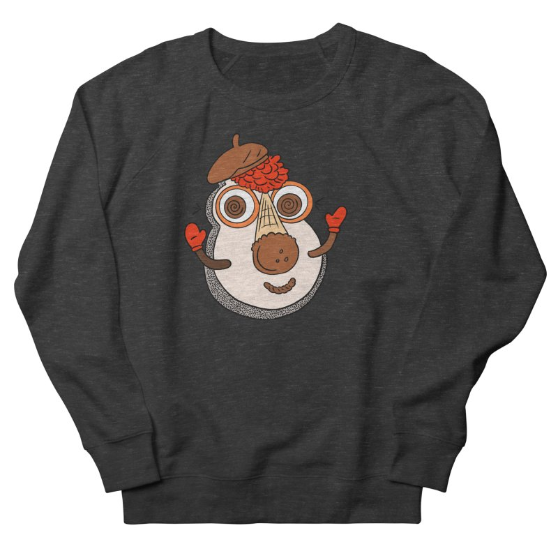 Cookie Puss Men's French Terry Sweatshirt by Carvel Ice Cream's Shop