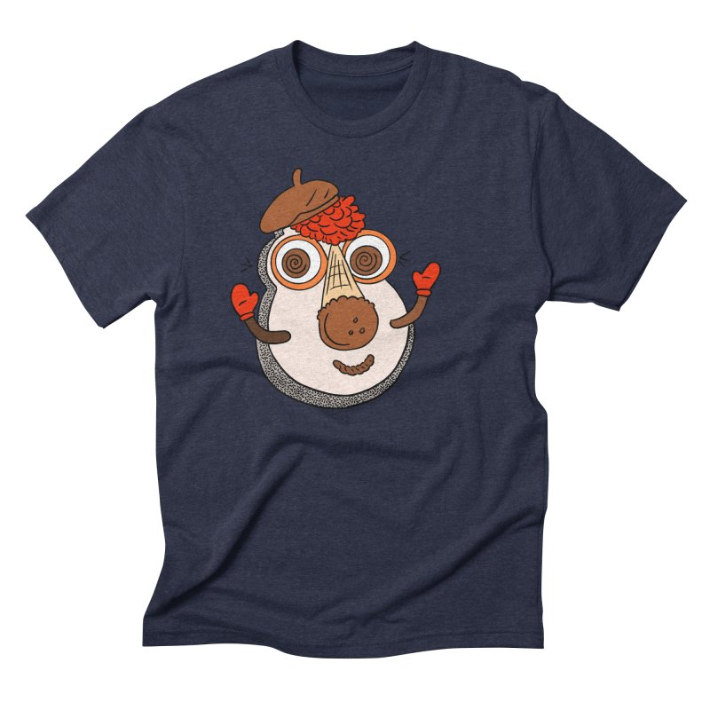 Cookie Puss Men's Triblend T-Shirt by Carvel Ice Cream's Shop