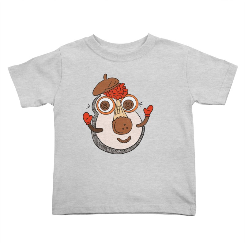 Cookie Puss Kids Toddler T-Shirt by Carvel Ice Cream's Shop