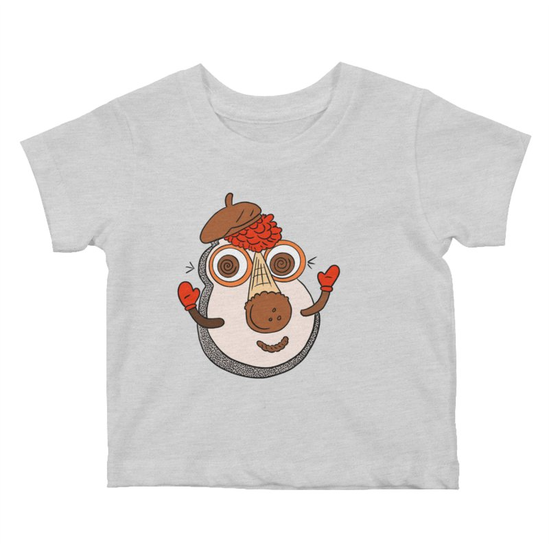 Cookie Puss Kids Baby T-Shirt by Carvel Ice Cream's Shop