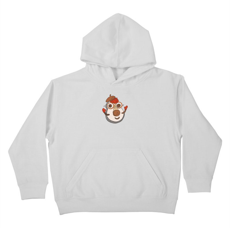 Cookie Puss Kids Pullover Hoody by Carvel Ice Cream's Shop