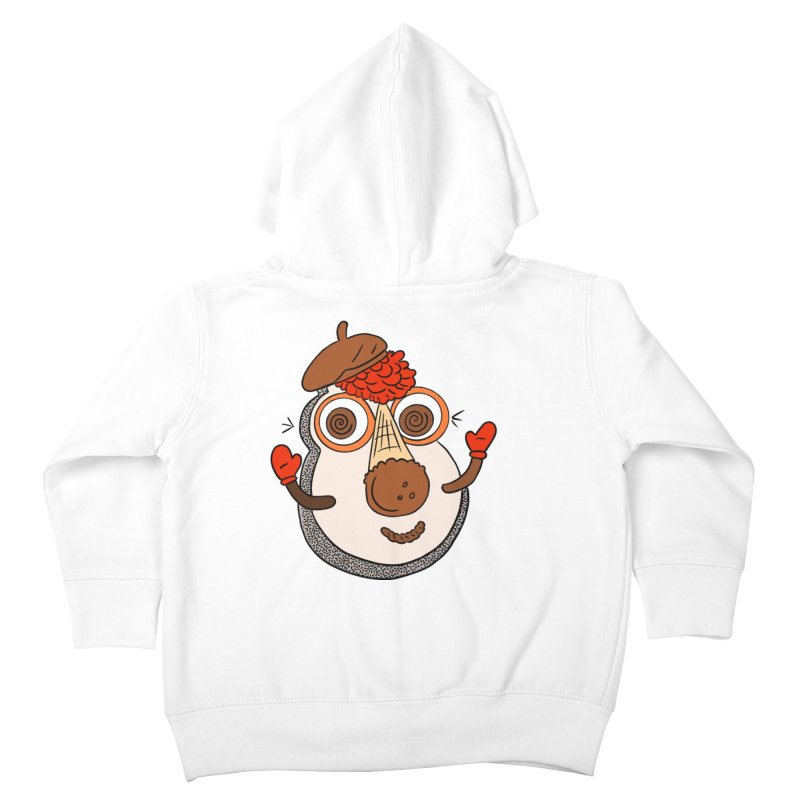 Cookie Puss Kids Toddler Zip-Up Hoody by Carvel Ice Cream's Shop