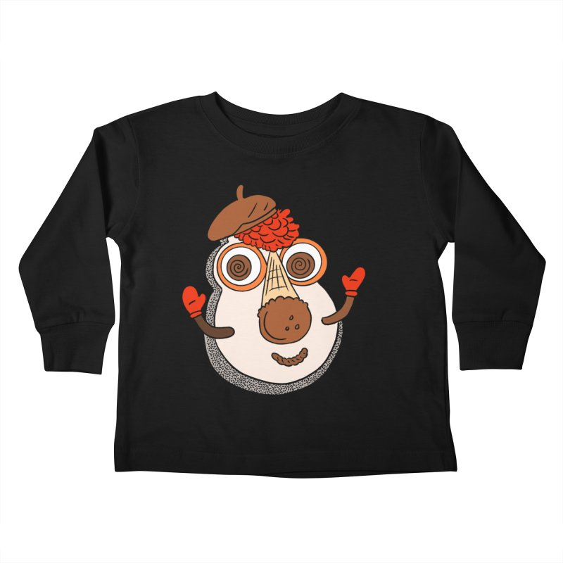 Cookie Puss Kids Toddler Longsleeve T-Shirt by Carvel Ice Cream's Shop