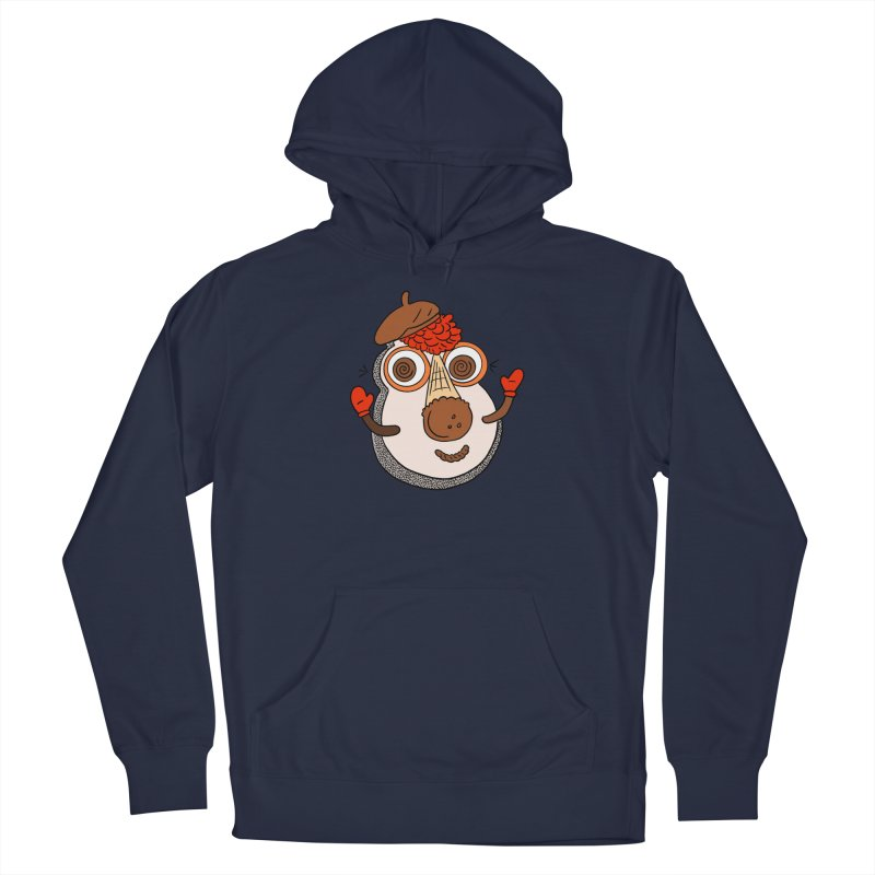 Cookie Puss Men's Pullover Hoody by Carvel Ice Cream's Shop