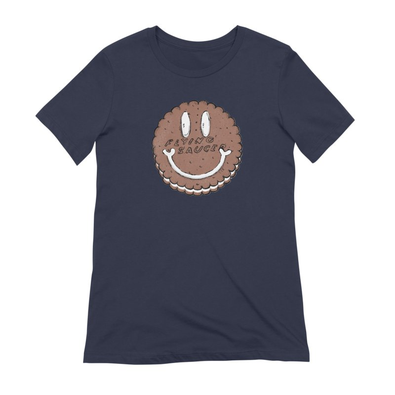 Carvel Saucer Smiley Women's Extra Soft T-Shirt by Carvel Ice Cream's Shop