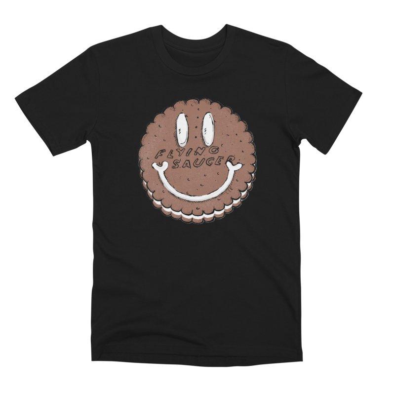 Carvel Saucer Smiley Men's Premium T-Shirt by Carvel Ice Cream's Shop
