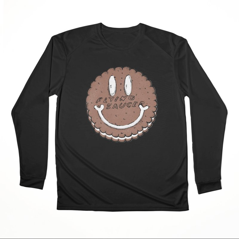 Carvel Saucer Smiley Women's Performance Unisex Longsleeve T-Shirt by Carvel Ice Cream's Shop