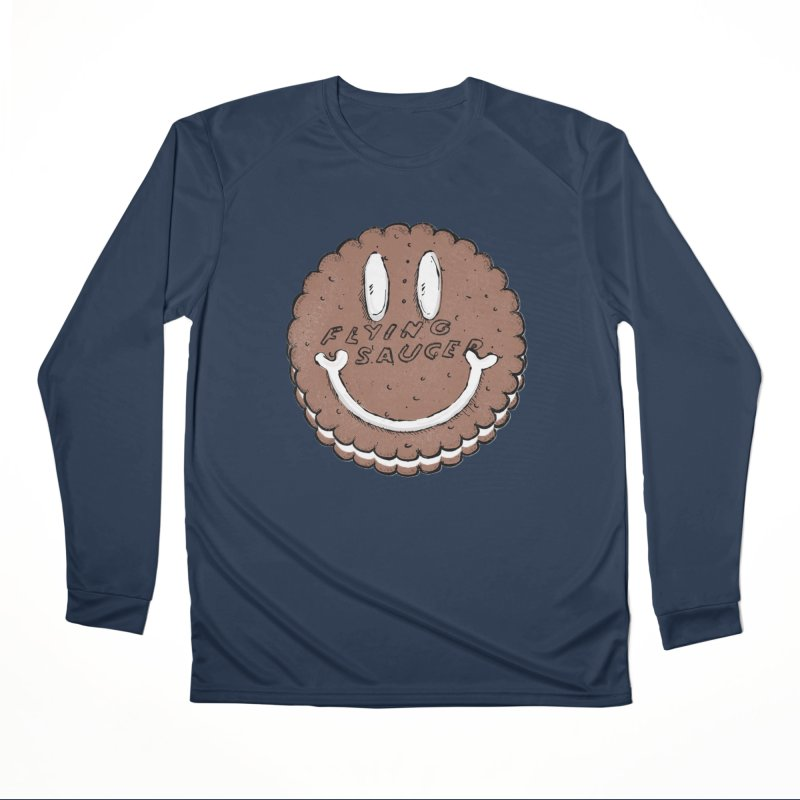 Carvel Saucer Smiley Men's Performance Longsleeve T-Shirt by Carvel Ice Cream's Shop