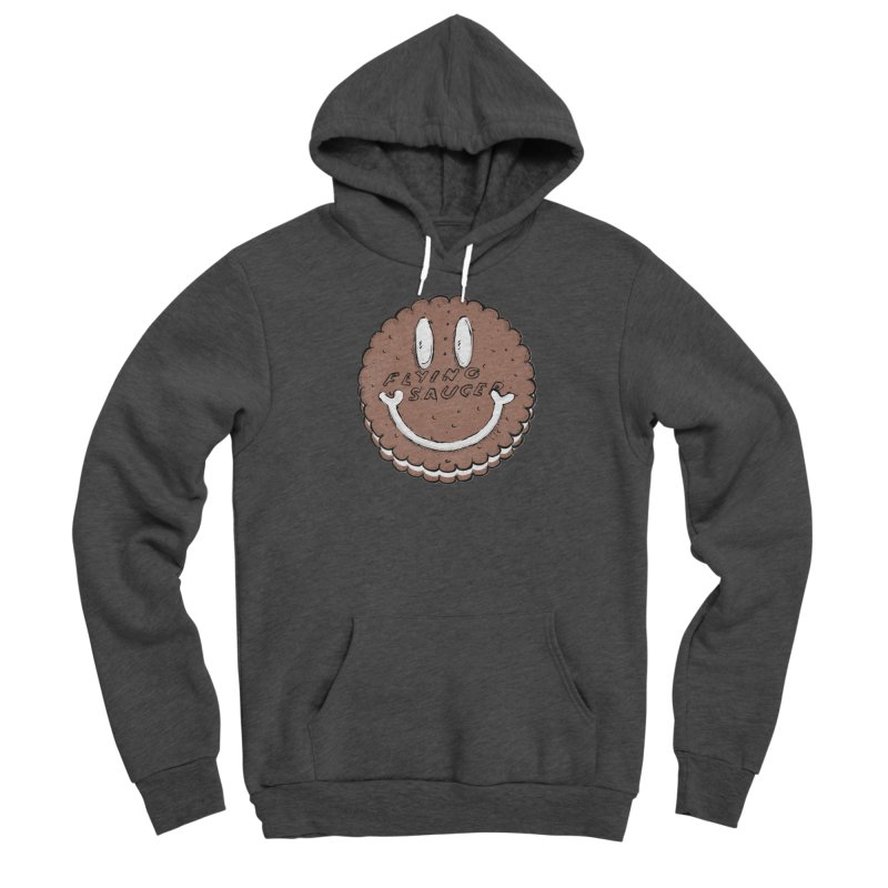 Carvel Saucer Smiley Men's Pullover Hoody by Carvel Ice Cream's Shop
