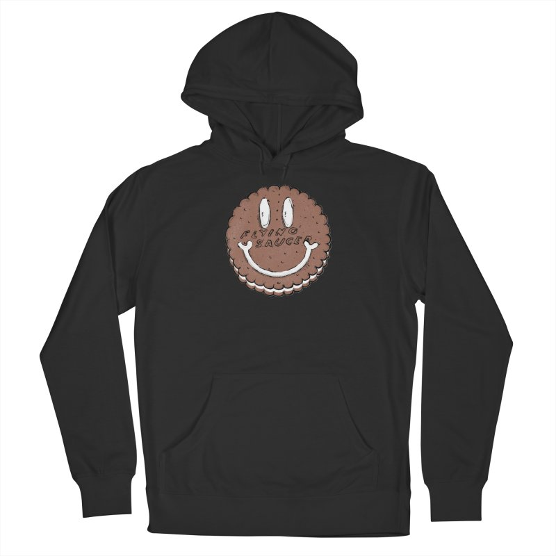 Carvel Saucer Smiley Men's French Terry Pullover Hoody by Carvel Ice Cream's Shop