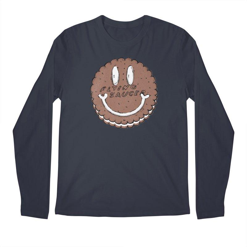 Carvel Saucer Smiley Men's Regular Longsleeve T-Shirt by Carvel Ice Cream's Shop
