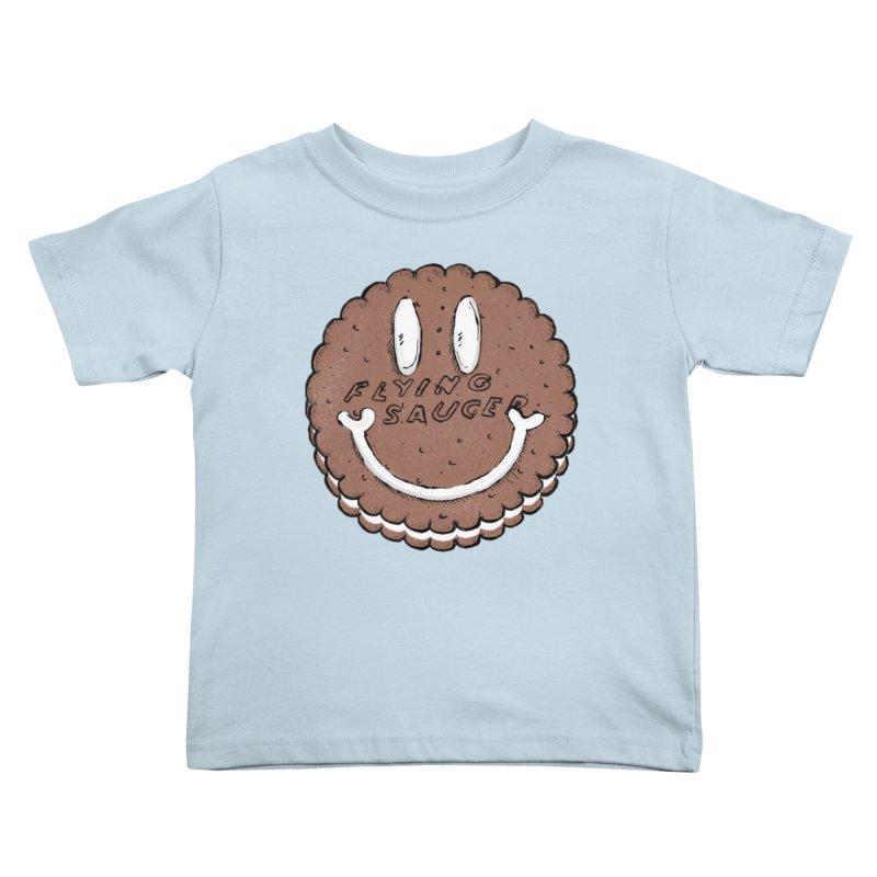 Carvel Saucer Smiley Kids Toddler T-Shirt by Carvel Ice Cream's Shop