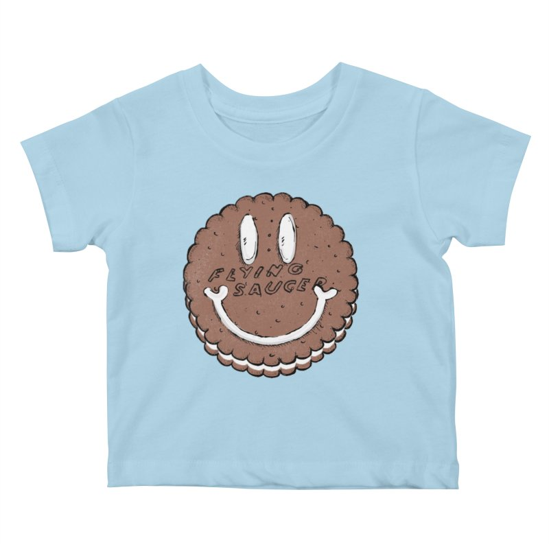 Carvel Saucer Smiley Kids Baby T-Shirt by Carvel Ice Cream's Shop
