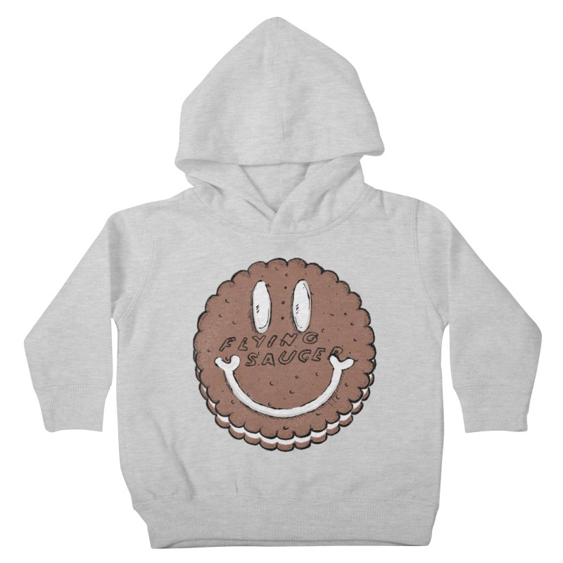 Carvel Saucer Smiley Kids Toddler Pullover Hoody by Carvel Ice Cream's Shop