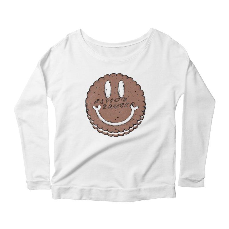 Carvel Saucer Smiley Women's Longsleeve T-Shirt by Carvel Ice Cream's Shop