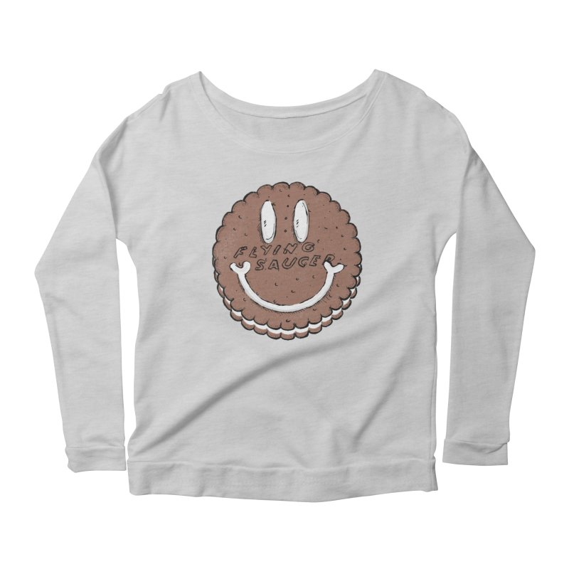 Carvel Saucer Smiley Women's Longsleeve T-Shirt by Carvel Ice Cream's Shop
