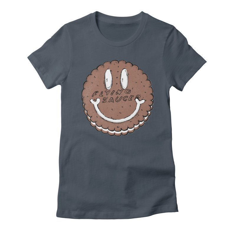 Carvel Saucer Smiley Women's T-Shirt by Carvel Ice Cream's Shop