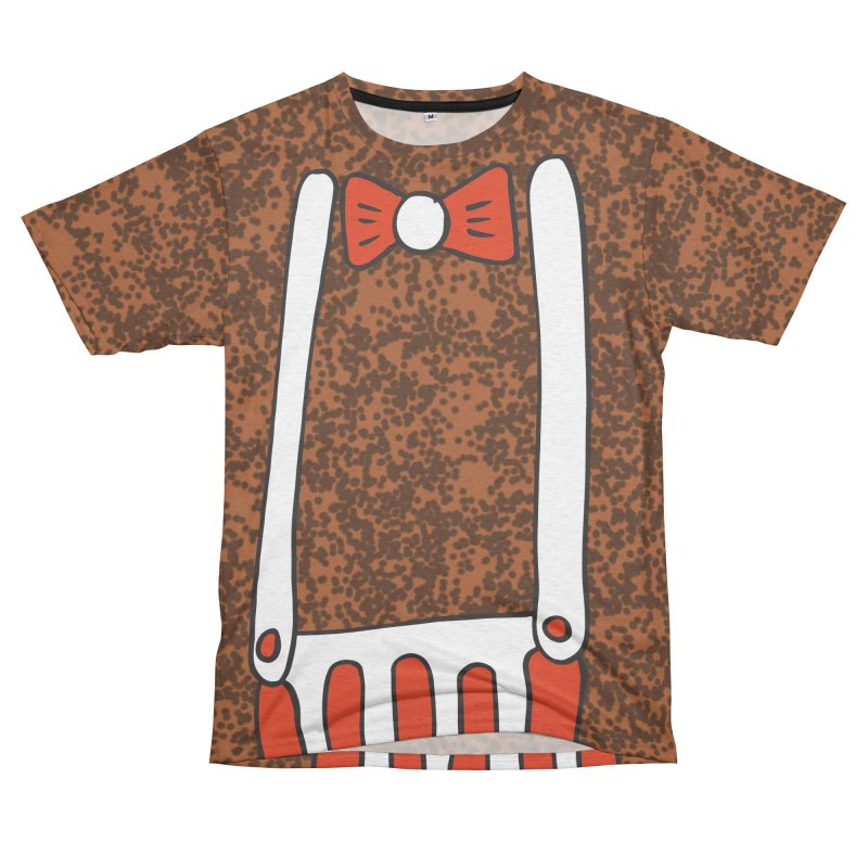 Hug Me Bear Cake Men's French Terry T-Shirt Cut & Sew by Carvel Ice Cream's Shop
