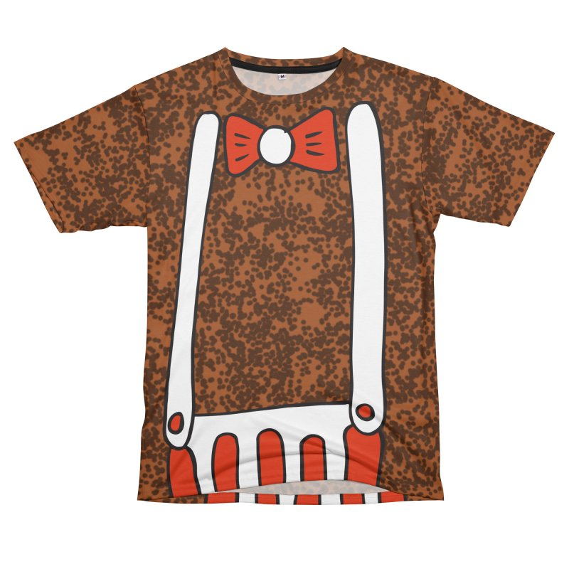 Hug Me Bear Cake Men's T-Shirt Cut & Sew by Carvel Ice Cream's Shop