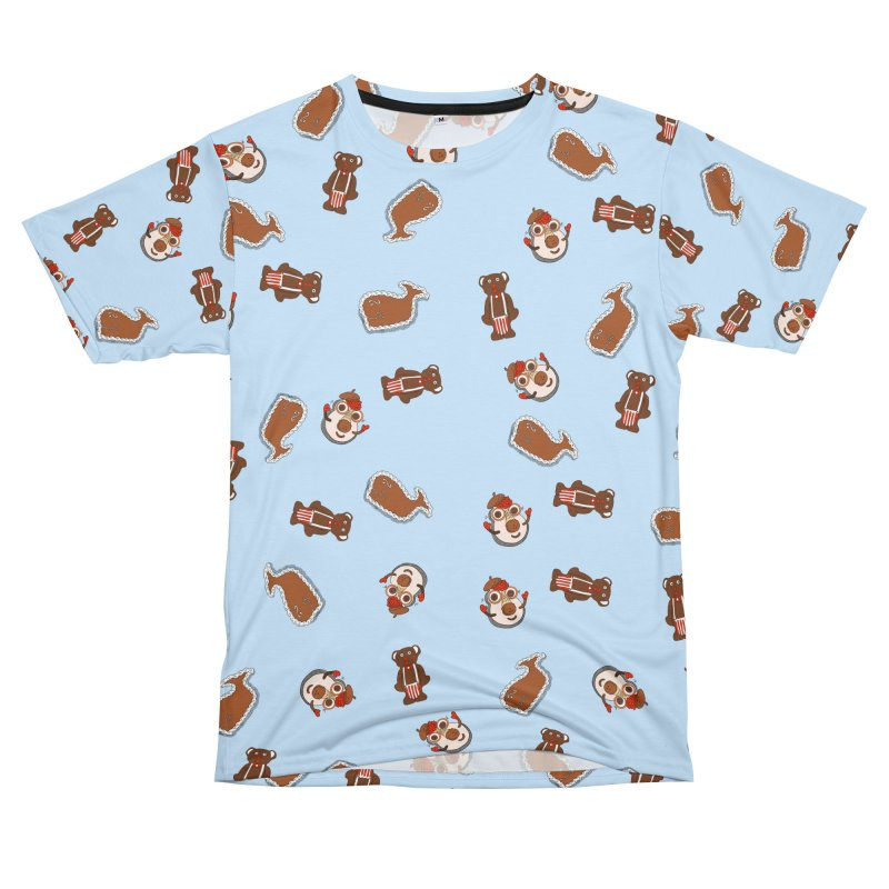 Carvel Cakes Pattern Men's T-Shirt Cut & Sew by Carvel Ice Cream's Shop
