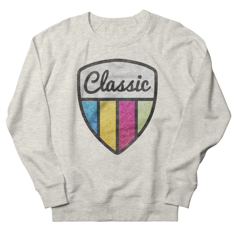 Carvel Classic Logo Women's French Terry Sweatshirt by Carvel Ice Cream's Shop