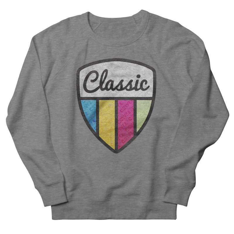 Carvel Classic Logo Men's French Terry Sweatshirt by Carvel Ice Cream's Shop