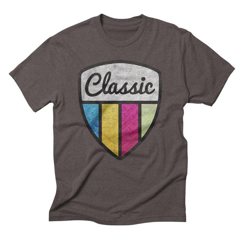Carvel Classic Logo Men's Triblend T-Shirt by Carvel Ice Cream's Shop