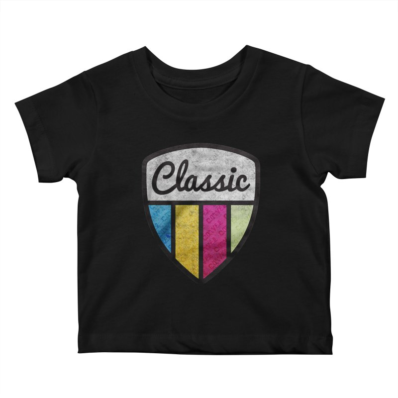 Carvel Classic Logo Kids Baby T-Shirt by Carvel Ice Cream's Shop