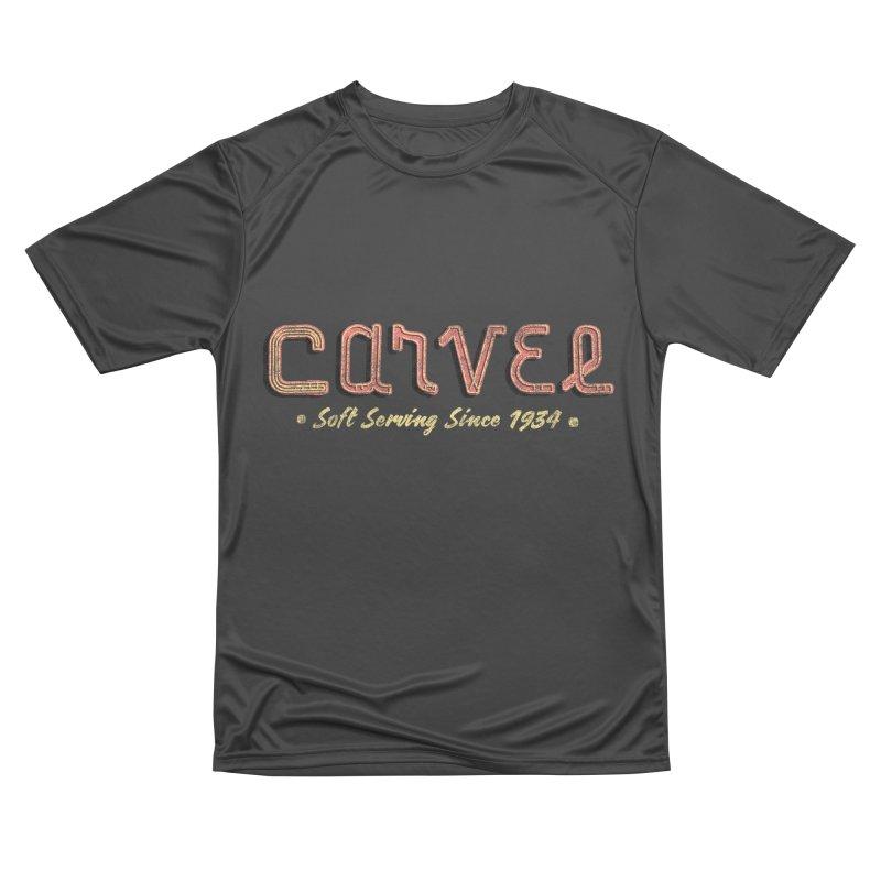 Carvel Logo Men's Performance T-Shirt by Carvel Ice Cream's Shop