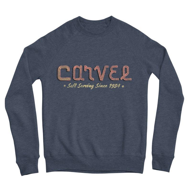 Carvel Logo Women's Sponge Fleece Sweatshirt by Carvel Ice Cream's Shop
