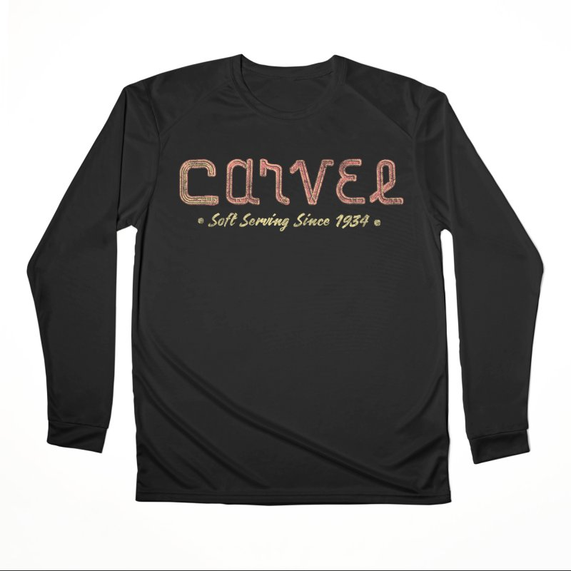Carvel Logo Women's Longsleeve T-Shirt by Carvel Ice Cream's Shop