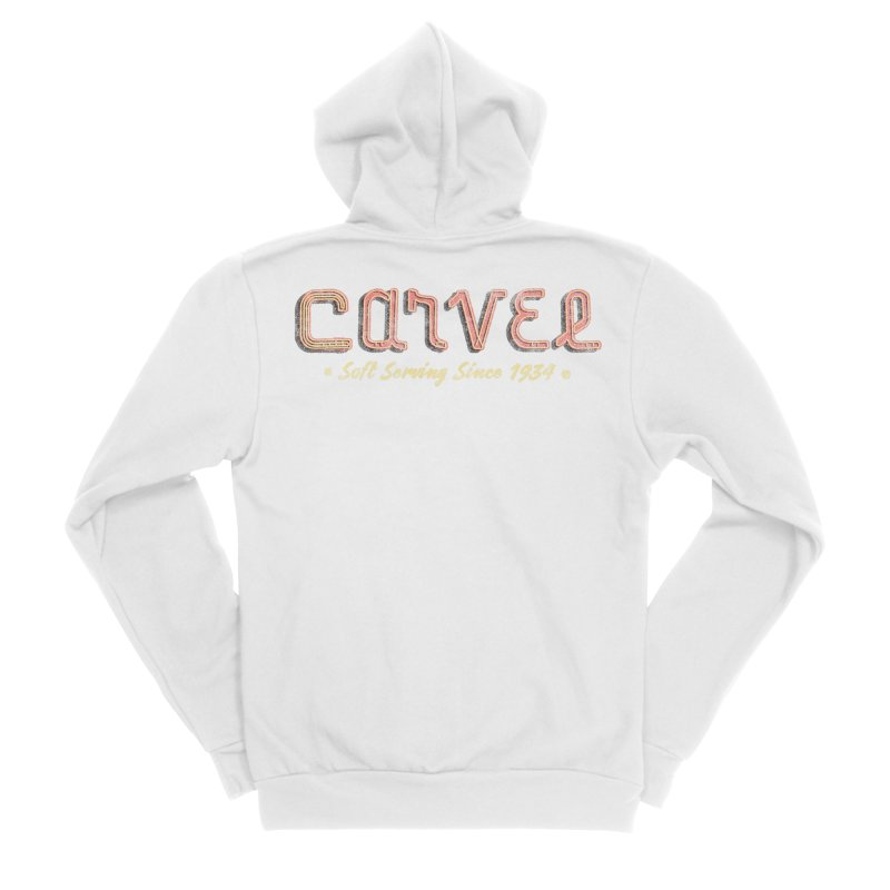 Carvel Logo Women's Zip-Up Hoody by Carvel Ice Cream's Shop
