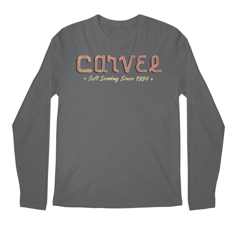 Carvel Logo Men's Longsleeve T-Shirt by Carvel Ice Cream's Shop