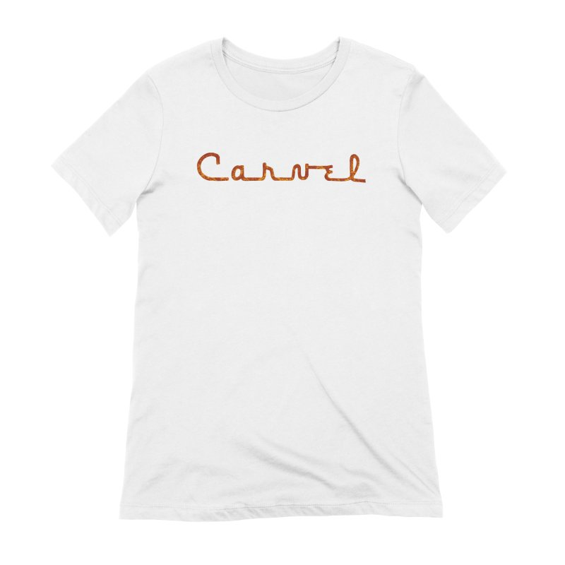 Carvel Retro Logo Women's T-Shirt by Carvel Ice Cream's Shop