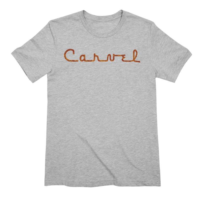 Carvel Retro Logo Men's Extra Soft T-Shirt by Carvel Ice Cream's Shop