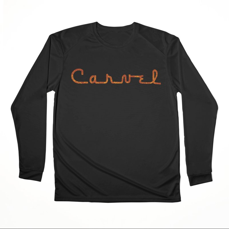 Carvel Retro Logo Women's Longsleeve T-Shirt by Carvel Ice Cream's Shop