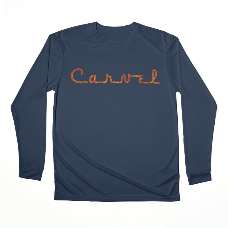 Carvel Retro Logo Women's Performance Unisex Longsleeve T-Shirt by Carvel Ice Cream's Shop