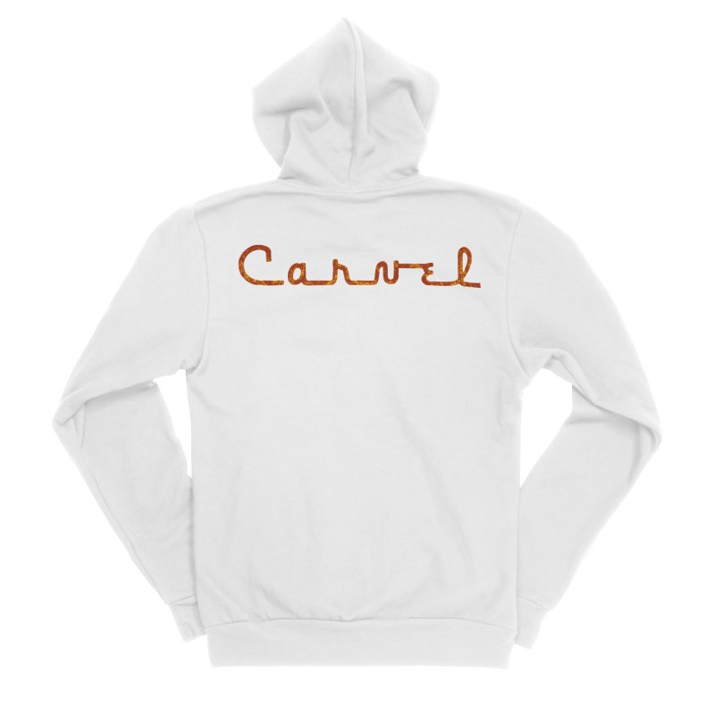 Carvel Retro Logo Men's Zip-Up Hoody by Carvel Ice Cream's Shop