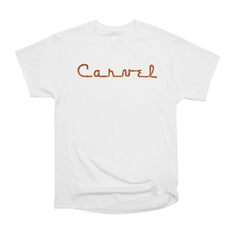 Carvel Retro Logo Men's Heavyweight T-Shirt by Carvel Ice Cream's Shop