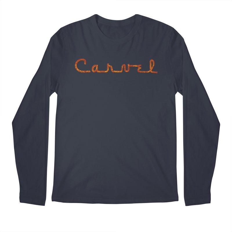 Carvel Retro Logo Men's Longsleeve T-Shirt by Carvel Ice Cream's Shop