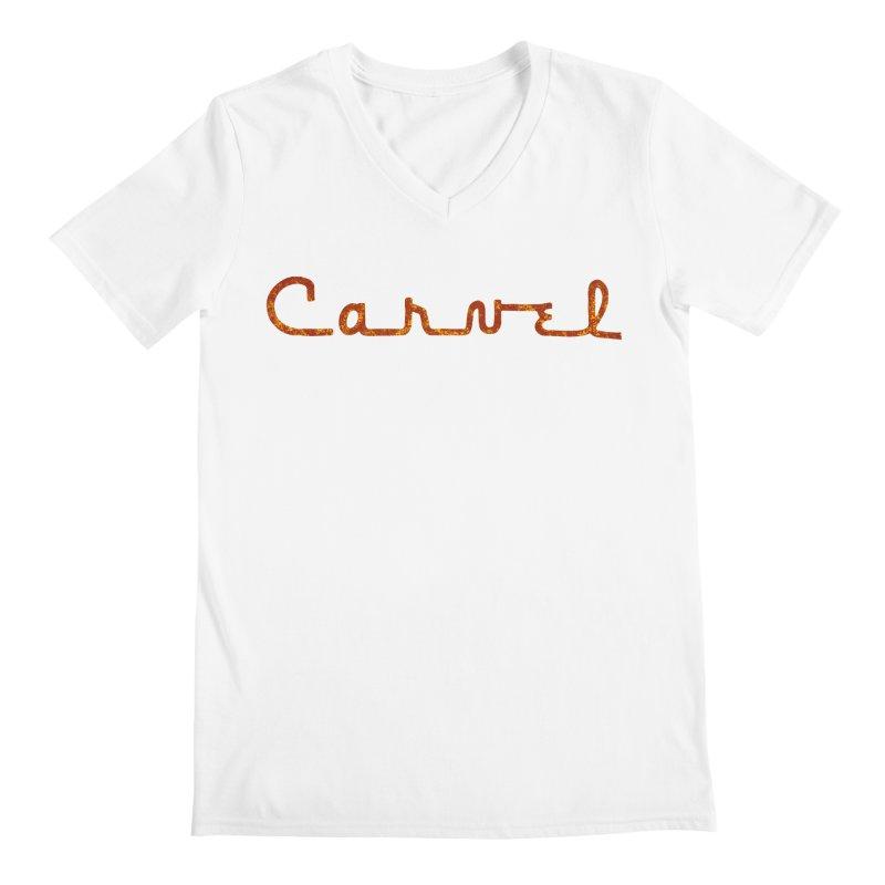 Carvel Retro Logo Men's V-Neck by Carvel Ice Cream's Shop