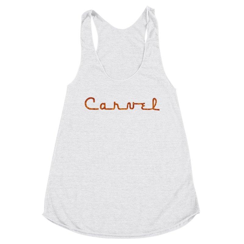 Carvel Retro Logo Women's Tank by Carvel Ice Cream's Shop