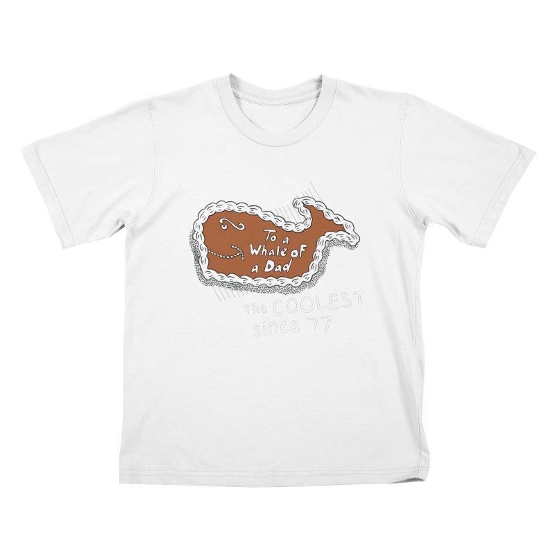 Fudgie - Coolest since '77 Kids T-Shirt by Carvel Ice Cream's Shop